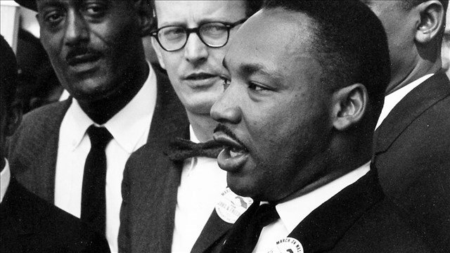 Local clergy holds march to honor MLK Jr.'s Birthday