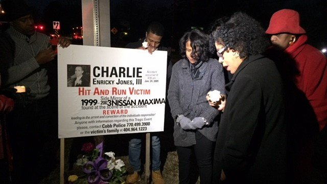 "Jan. 24, 2018 -- Loved ones mark 9 years since the death of Charlie ""CJ"" Jones."