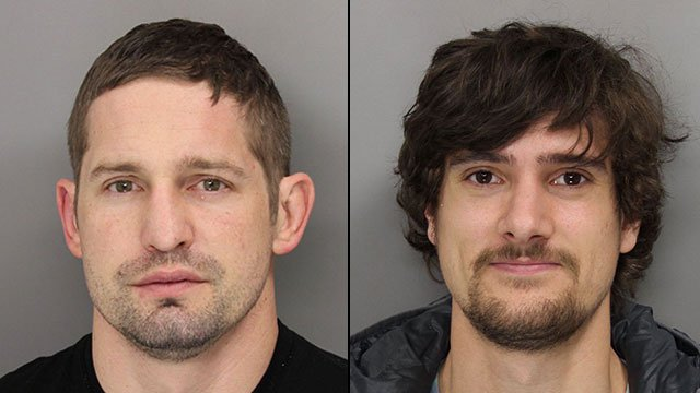 Sims (left), and Ahlquist (right) | (Source: Cobb County)