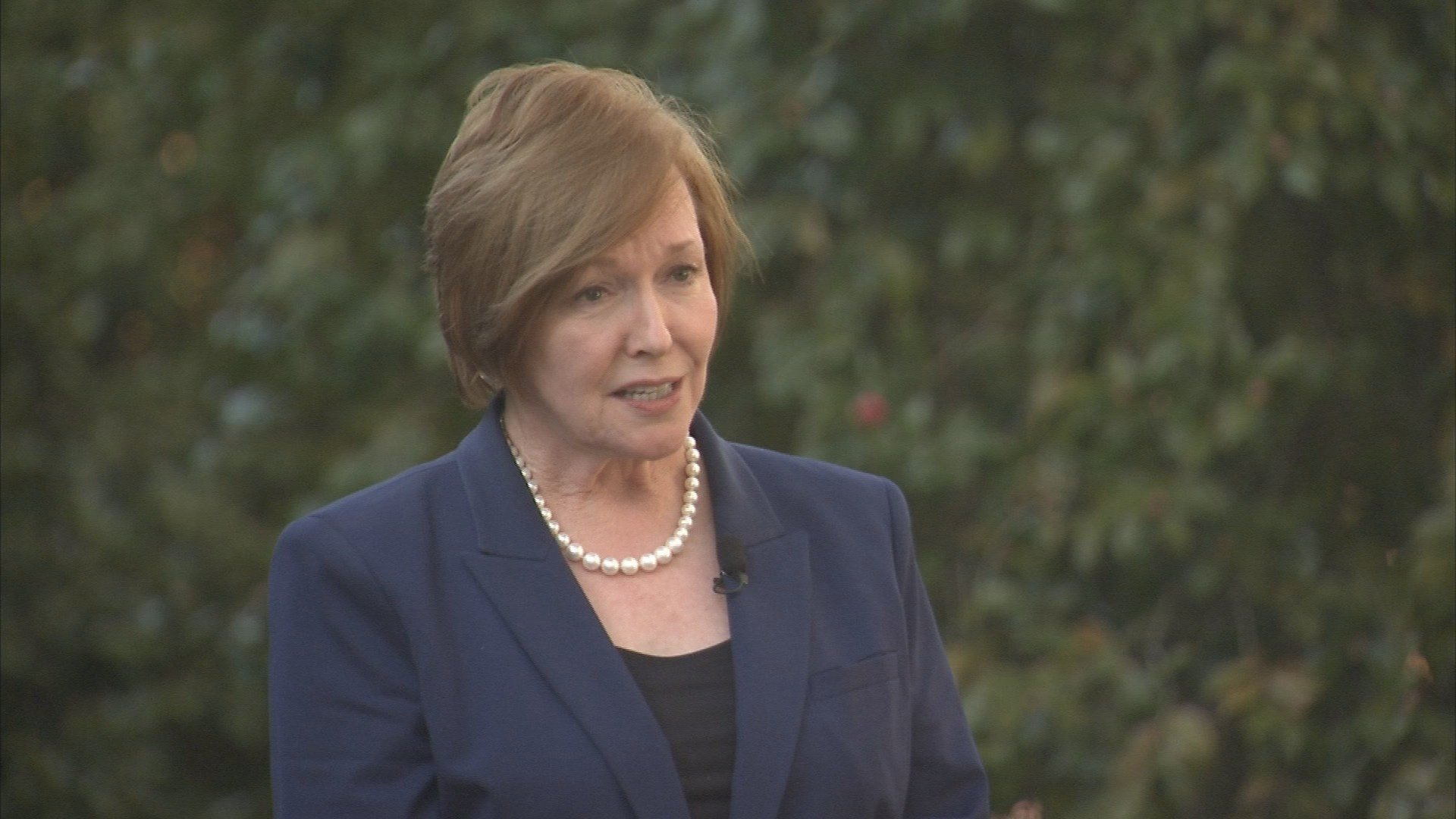 Dr. Brenda Fitzgerald explains how she became involved with entangling investments (WGCL)