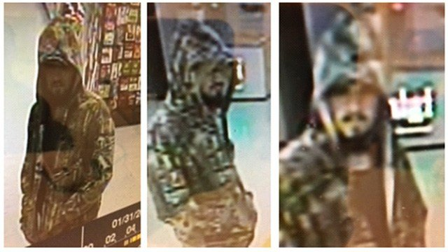 Police search for man responsible for several pharmacy