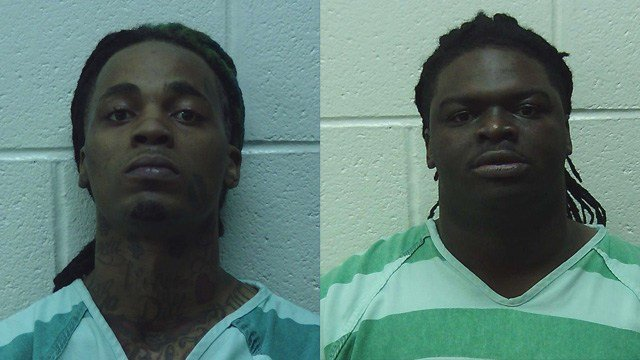 Marquavis Goolsby and Dontavious McCrary | Greene County Sheriff's Office