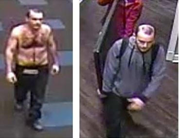 Suspect One. (Source: Gwinnett County Police Department)