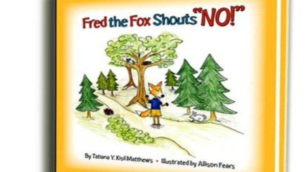 Locally written children's book tackles sex abuse. Posted: