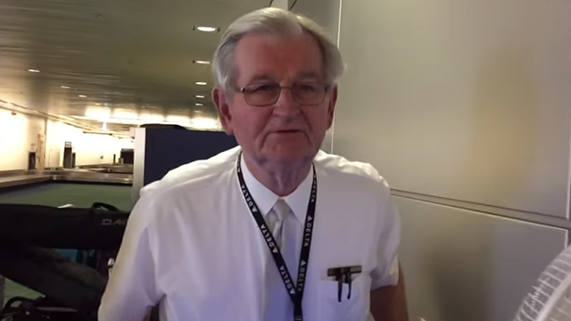 Delta Air Lines employee curses at customer at Portland airport