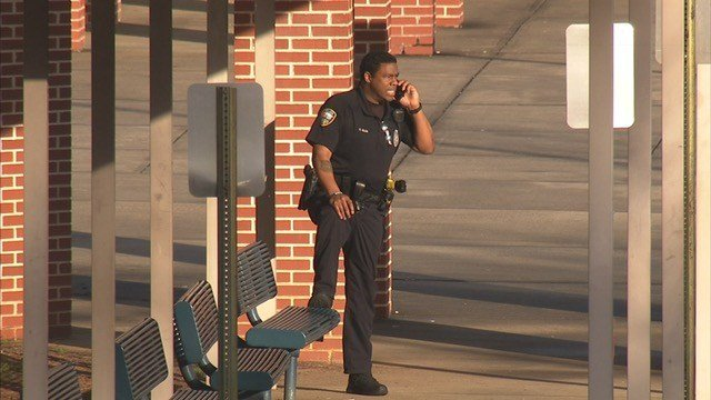 Police say the threat was made by a Sandy Springs Charter Middle School student.