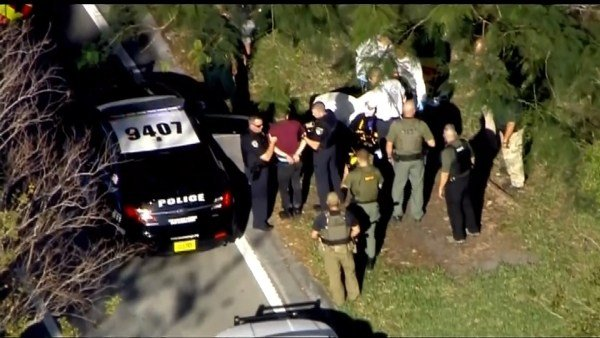 Video Shows Florida Shooting Suspect Fighting Students In 2016