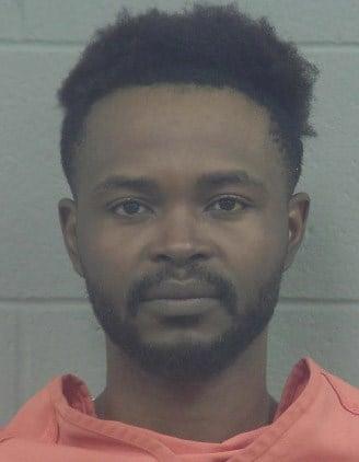 Travis Lamar Singletary. (Source: Butt's County Sheriff's Office)
