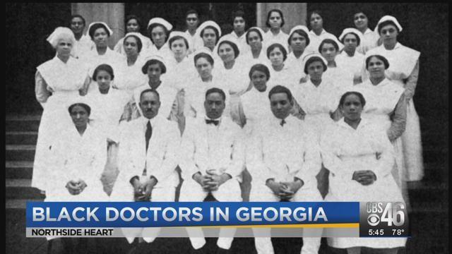 black doctors in georgia - cbs46 news