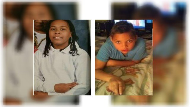 Solomon Toney and Calvin Jerinigan have not been seen since Friday. (Source: Family)