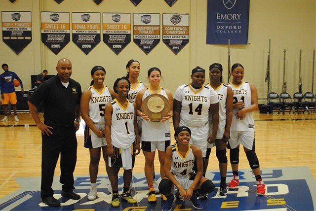 West Georgia Technical College Women's Basketball Team. (Source: West Georgia Technical College)