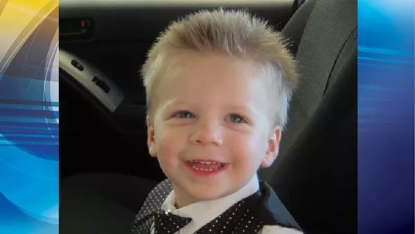 Tripp Halstead, toddler injured by tree limb in 2012, dies