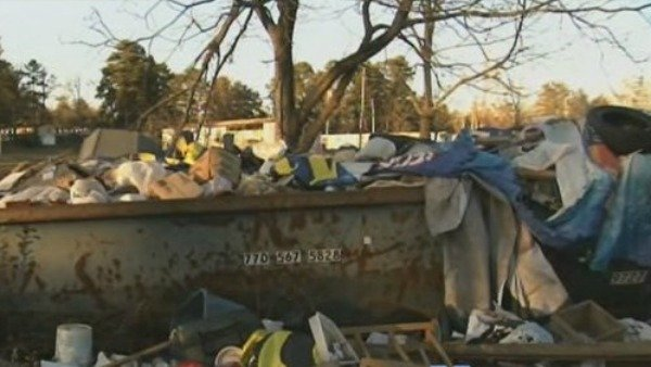 Griffin Tornado Victims Living In Filth Months After Storm