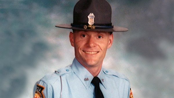 Trooper First Class Donald Crozier