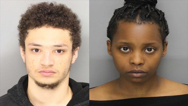 Devin Thomas and Maria Mungai are both charged with murder in connection the death of 25-year-old Daniel Perez. (Source: Magistrate Court of Cobb County)