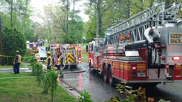 One dead in Sunday morning Lawrenceville house fire
