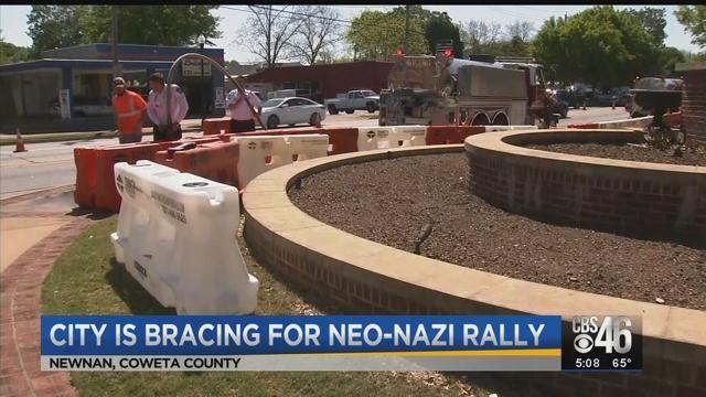 Newnan Braces For Neo Nazi Rally Tucson News Now