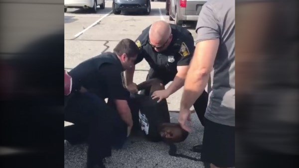 Desmond Marrow, Former NFL Player, Releases Footage Of His Violent Arrest