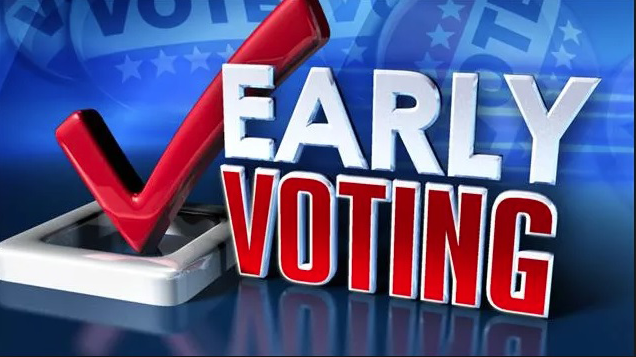 Local races push up early voting pace