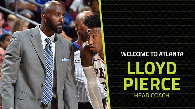 76ers assistant Lloyd Pierce reportedly frontrunner for Hawks job