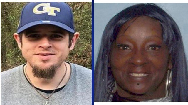 Lewis Thomson and Yvonne West were both last seen Friday May 25. (Source: Clayton County Police Department)