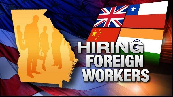 Foreign worker