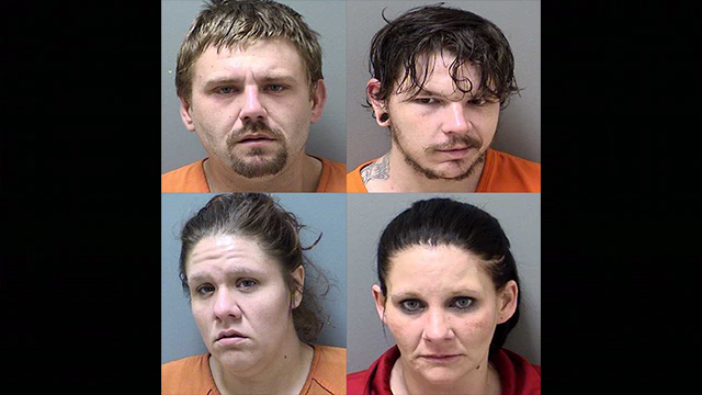 Source: Cherokee County Narcotics Squad