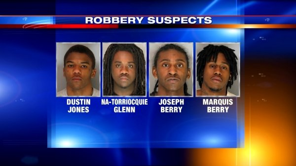 Nine children robbed at gunpoint in their Gainesville home - 14 ...