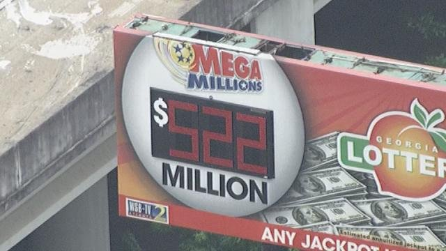 Winning Mega Millions jackpot ticket sold in California