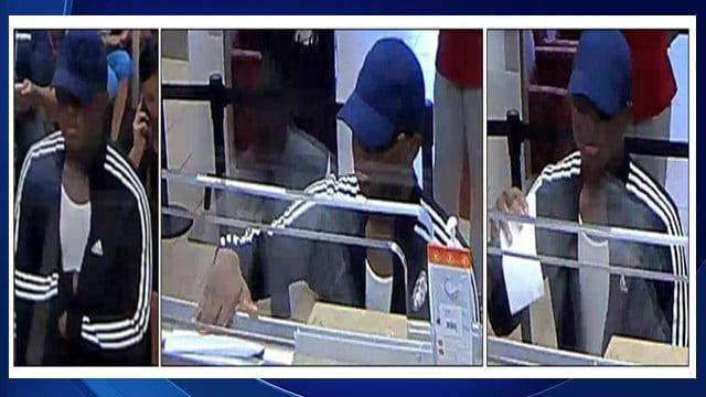 Wells Fargo Bank robbery suspect wanted in Gwinnett Co