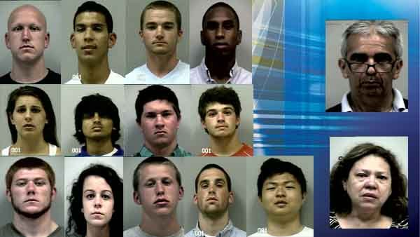 Police in Suwanee arrest 15 on underage drinking charges - CBS46 News