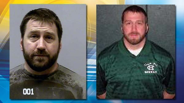 Collins hill coach arrested on dui charge cbs46 news for Collins hill