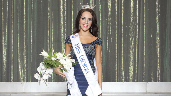 Photo Courtesy: Miss Georgia Pageant and Matt Boyd Photography