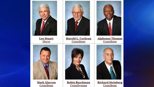Stockbridge mayor and city council (Source: cityofstockbridge.com)