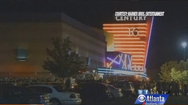 Theatre in Colorado where gunman opened fire