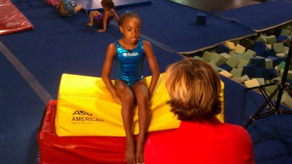 McDonough 9-year-old dreams of 2020 Olympics - CBS46 News