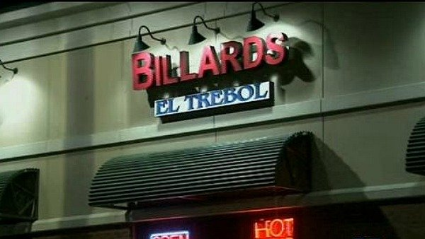 Trebol Billiards Bar