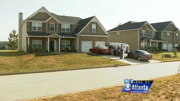Paulding County home where abuse allegedly took place