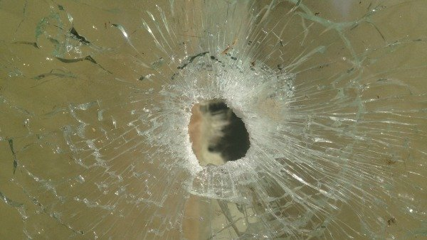 Bullets pierced windows of home with seven people inside