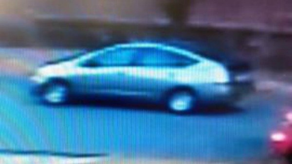 Possible suspect's car
