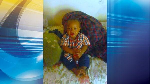 1-year-old Isaiah Motley