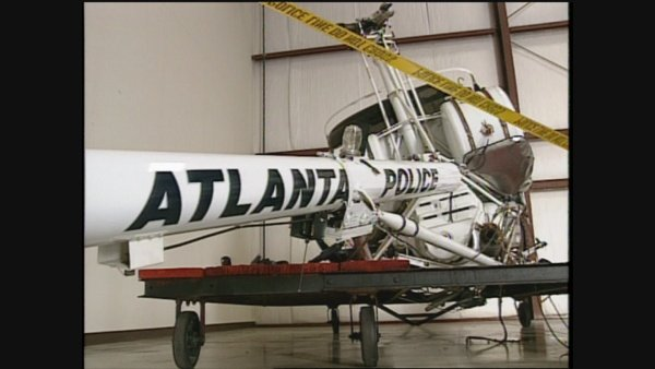 APD helicopter involved in 1994 crash