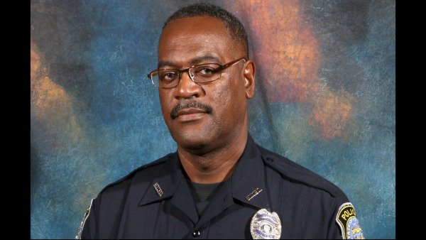 Officer Elgin Daniel - Courtesy of Henry County Police Department