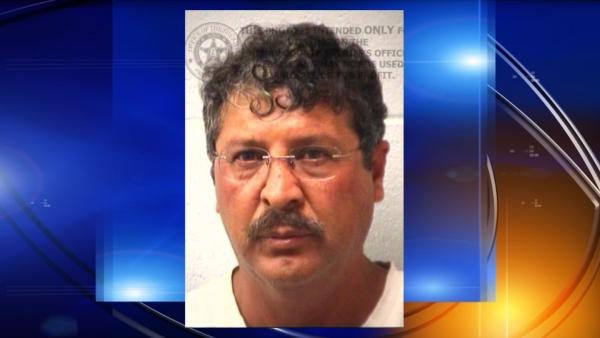 Arrested: Ruben Marin-Garibay, 43, of Stockbridge