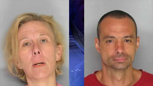 Stephanie Bolding, 39, and Richard Chambers, 40,