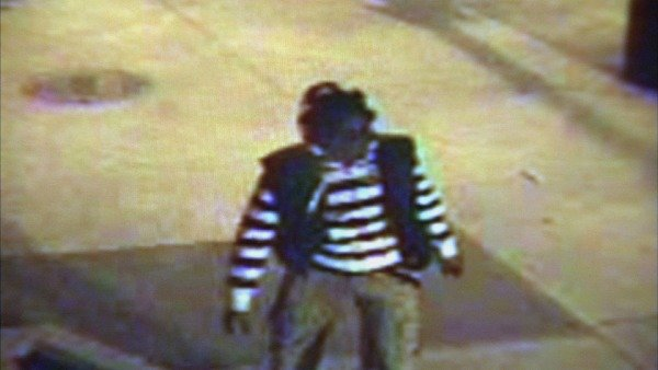 Surveillance of one of the suspects