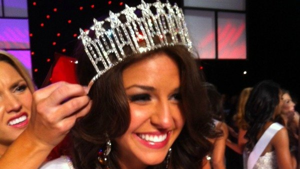 Brittany Sharp, Miss Georgia USA 2013