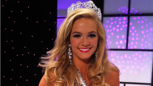 Julia Martin, Miss Georgia Teen USA 2013