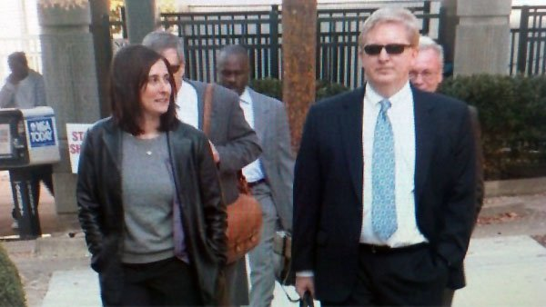 Andrea Sneiderman in her Nov. 16 court appearance