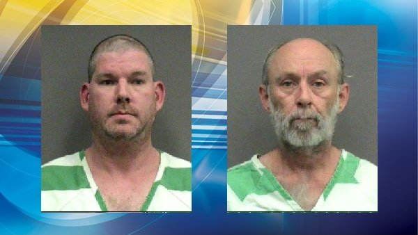 Brown and Crawford are currently being held in the Alachua (FL) County Jail.